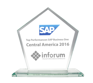 Top-performance-SAP-Business-One-Central-America-2016